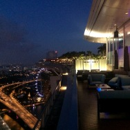 marina bay sands bar
