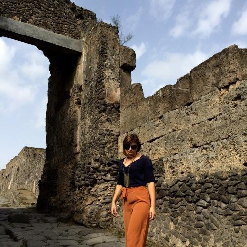 strassen von pompei