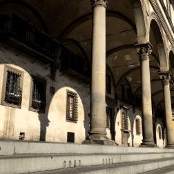 piazza della santissima annunziata